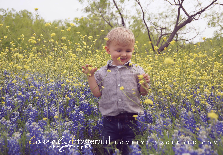 Frisco TX Bluebonnet photographer