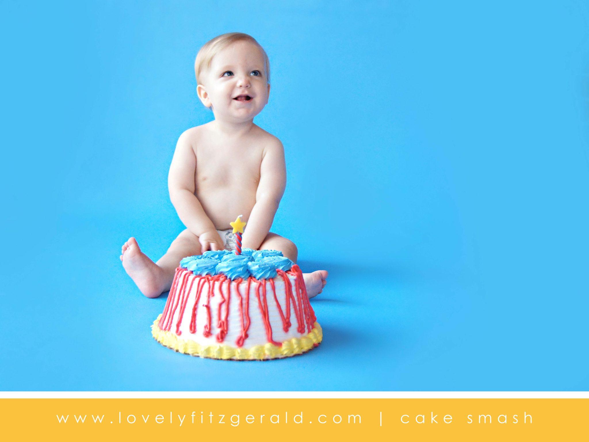 Frisco Cake Smash Photographer