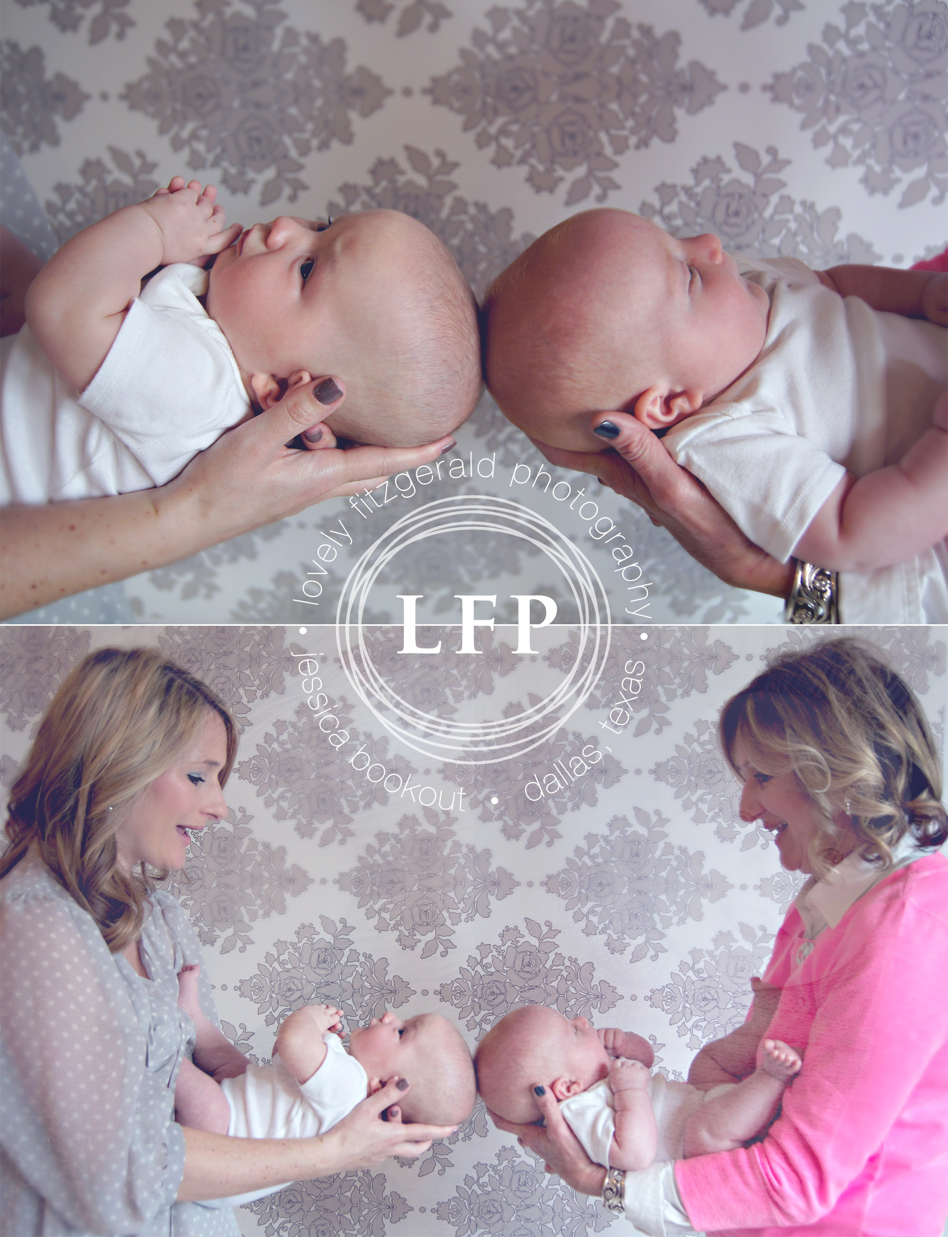 frisco twin baby photographer