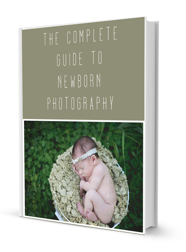 The Complete Guide to Newborn Photography - help for aspiring newborn photographers