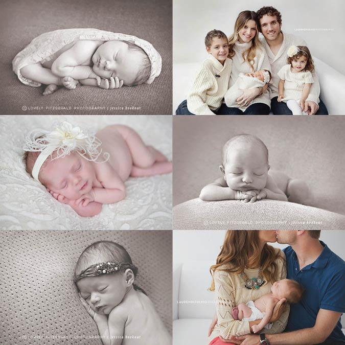 Cincinnati newborn photography workshop