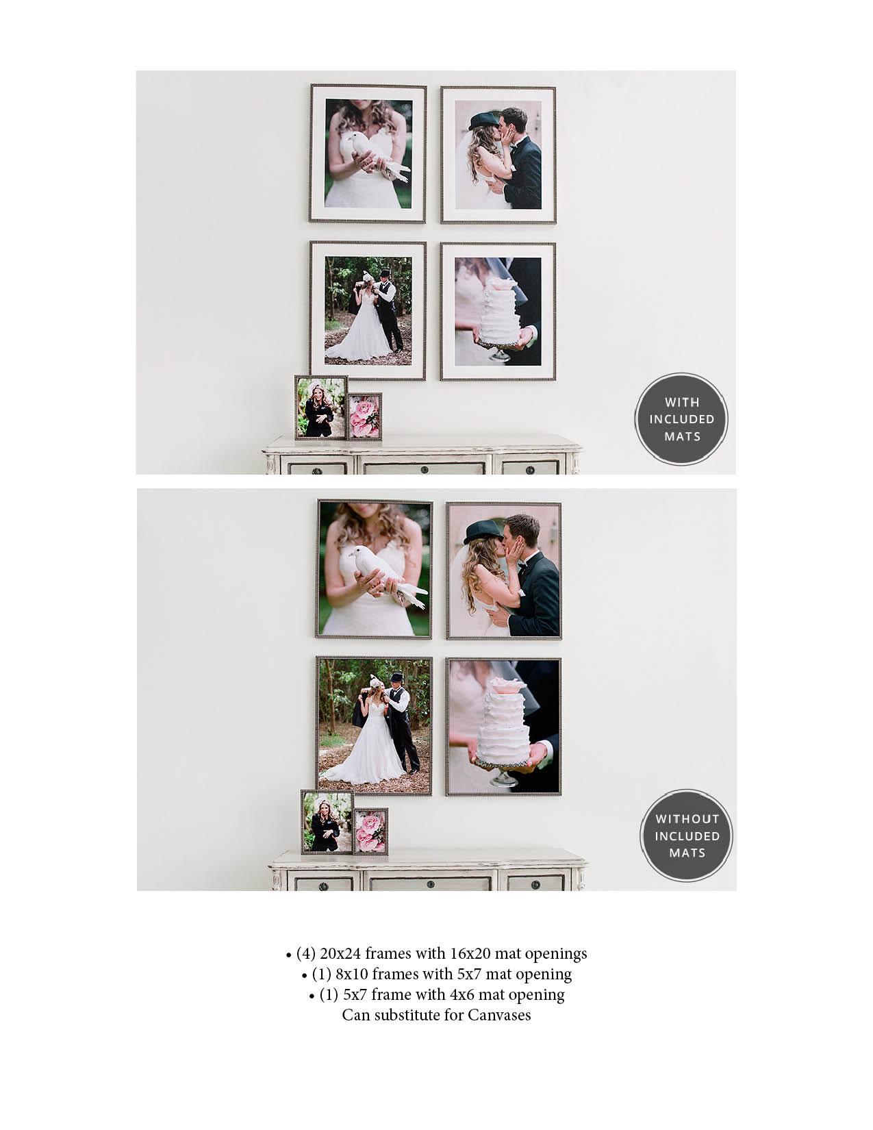 Enchanting 20x24 Frame With 16x20 Mat Frieze - Framed Art Ideas ...