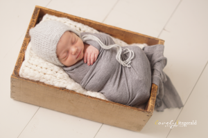 little elm newborn photographer