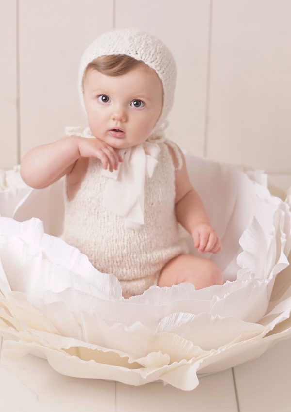 Mabel's First Year | Dallas Newborn Photographer | Dallas Baby Plan