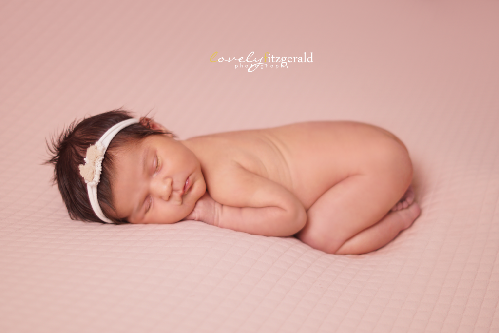 the colony newborn photography