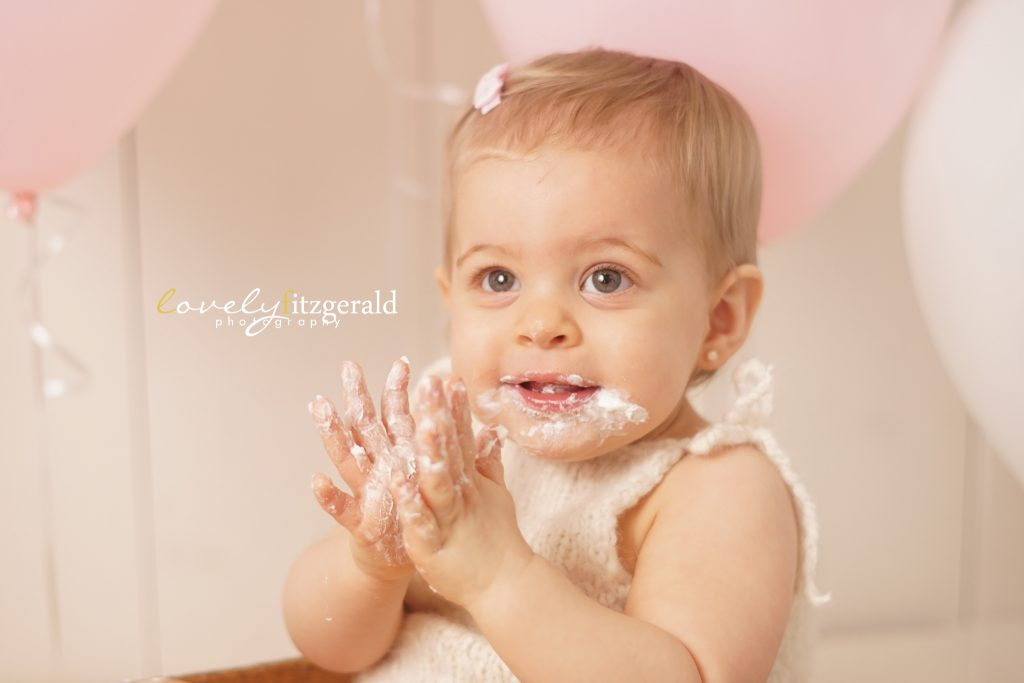plano cake smash photographer