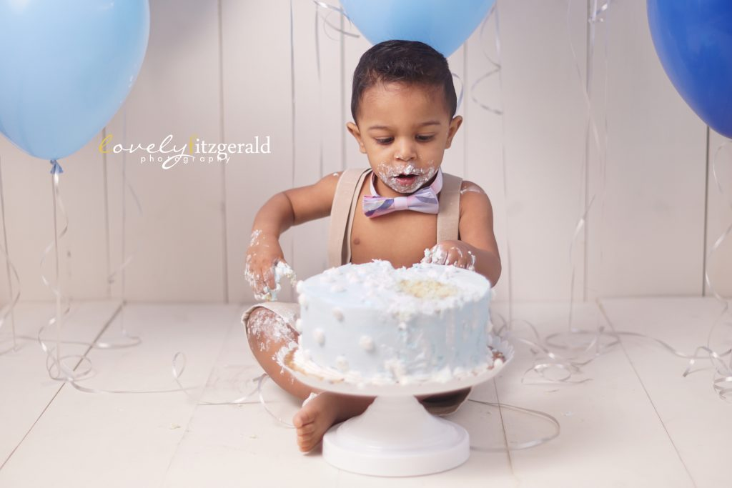 frisco cake smash photographer