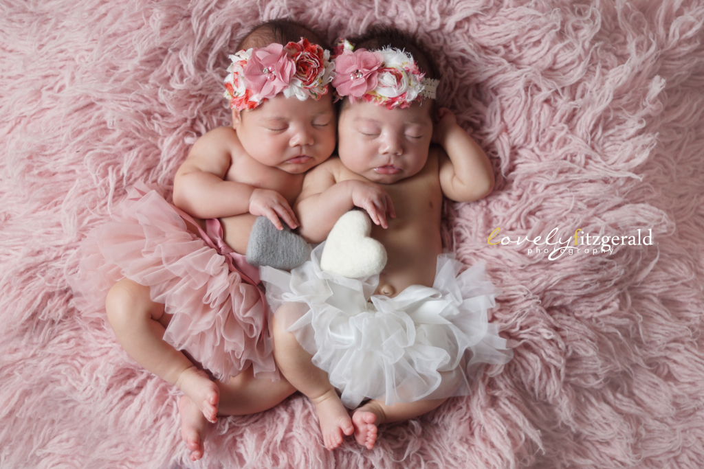 Frisco Newborn Twin Girls