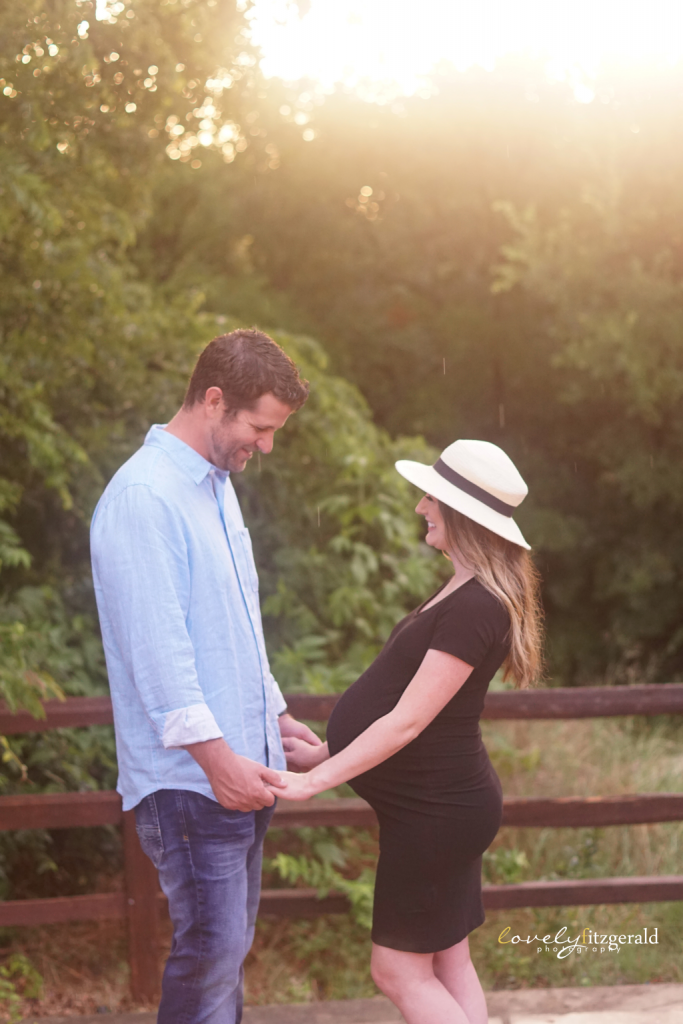 maternity photos in the colony tx