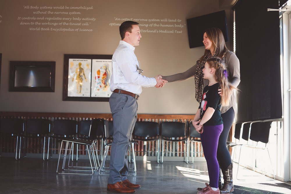 Pediatric Chiropractor in DFW